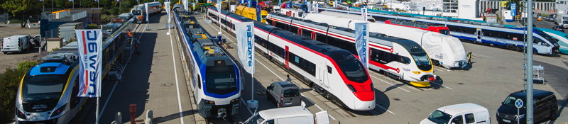 InnoTrans - the future of mobilty